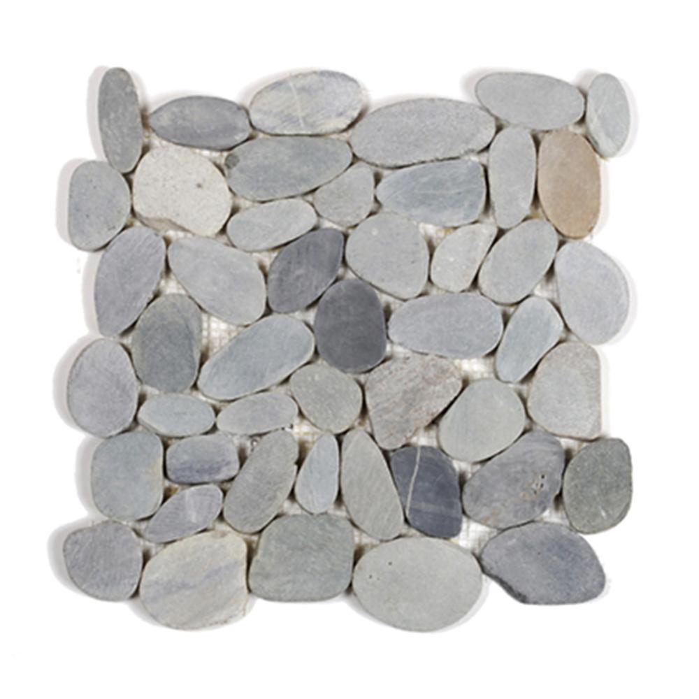 Natursten Arredo Stone Cobble Natur Grå 30x30 cm