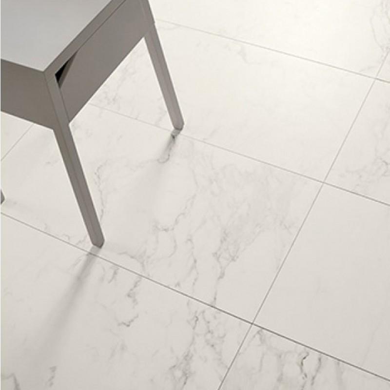 Klinker Coem Marmor B. Carrara Semipolerad 45×90 cm