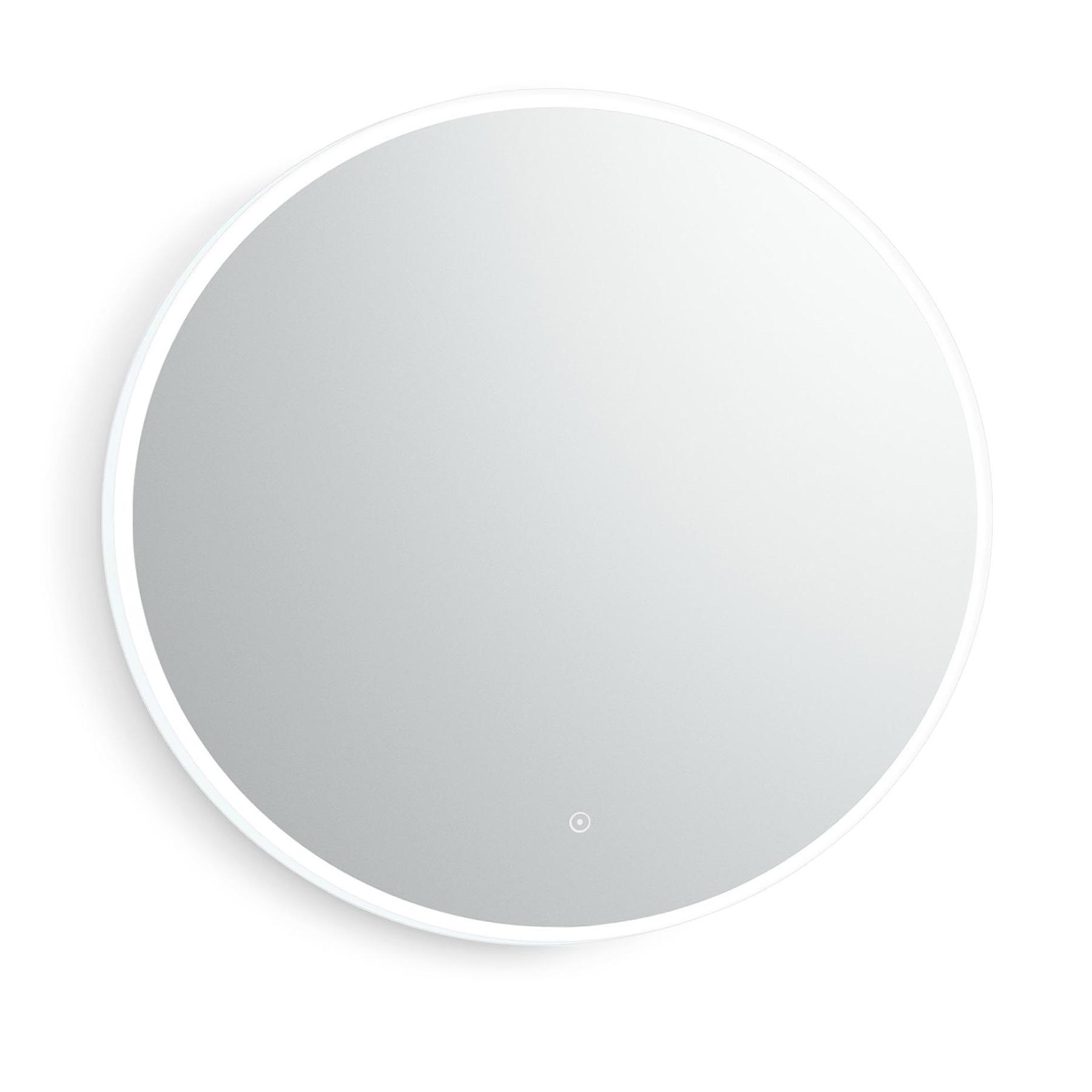 Spegel Svedbergs Selfie Rund LED Dimbar