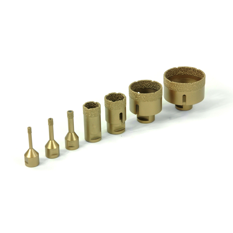 Borrset till Vinkelslip OX Tools M14 – 122mm
