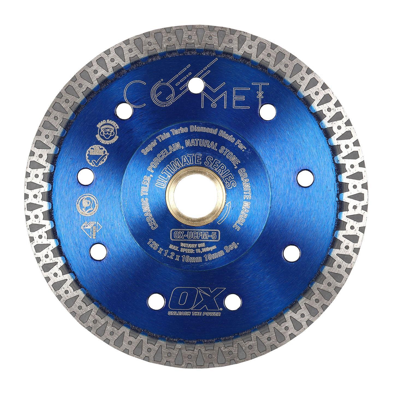 Ultimate Diamantklinga OX Tools Turbo 125 / 22mm
