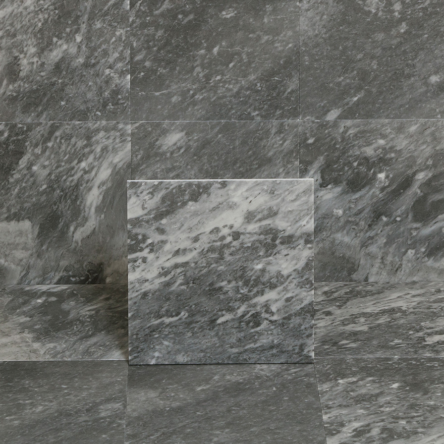 Marmor Arredo Bardiglio Nuvolato Matt 15x15 cm