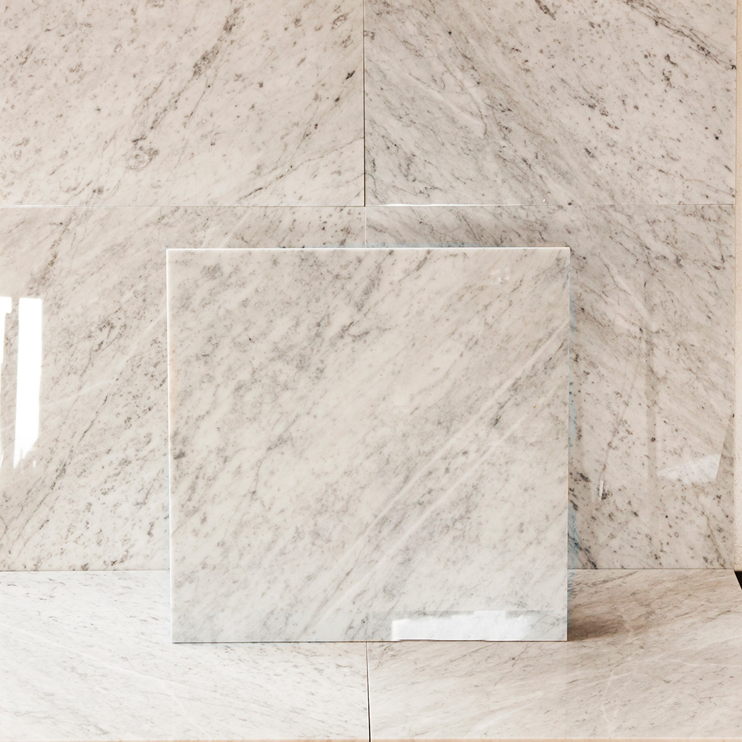 Marmor Arredo Carrara C Polerad 60×60 cm