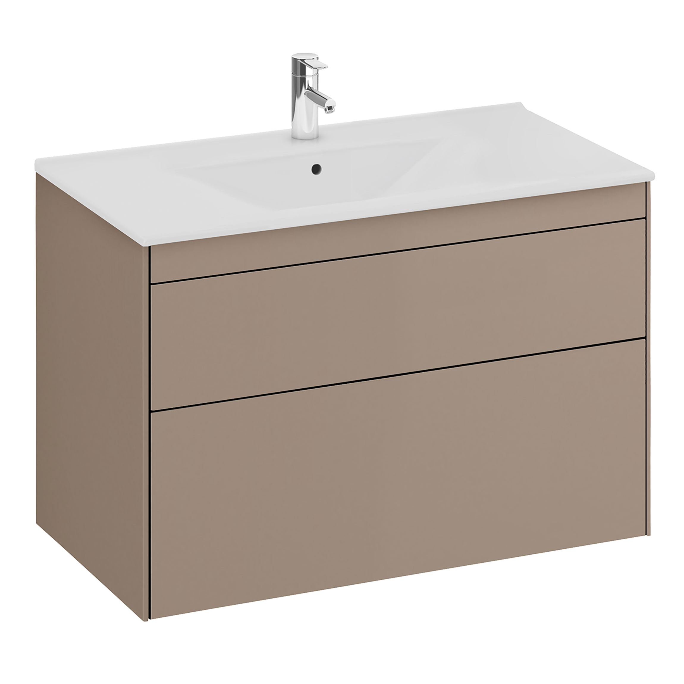 Tvättställsskåp Ifö Sense 90