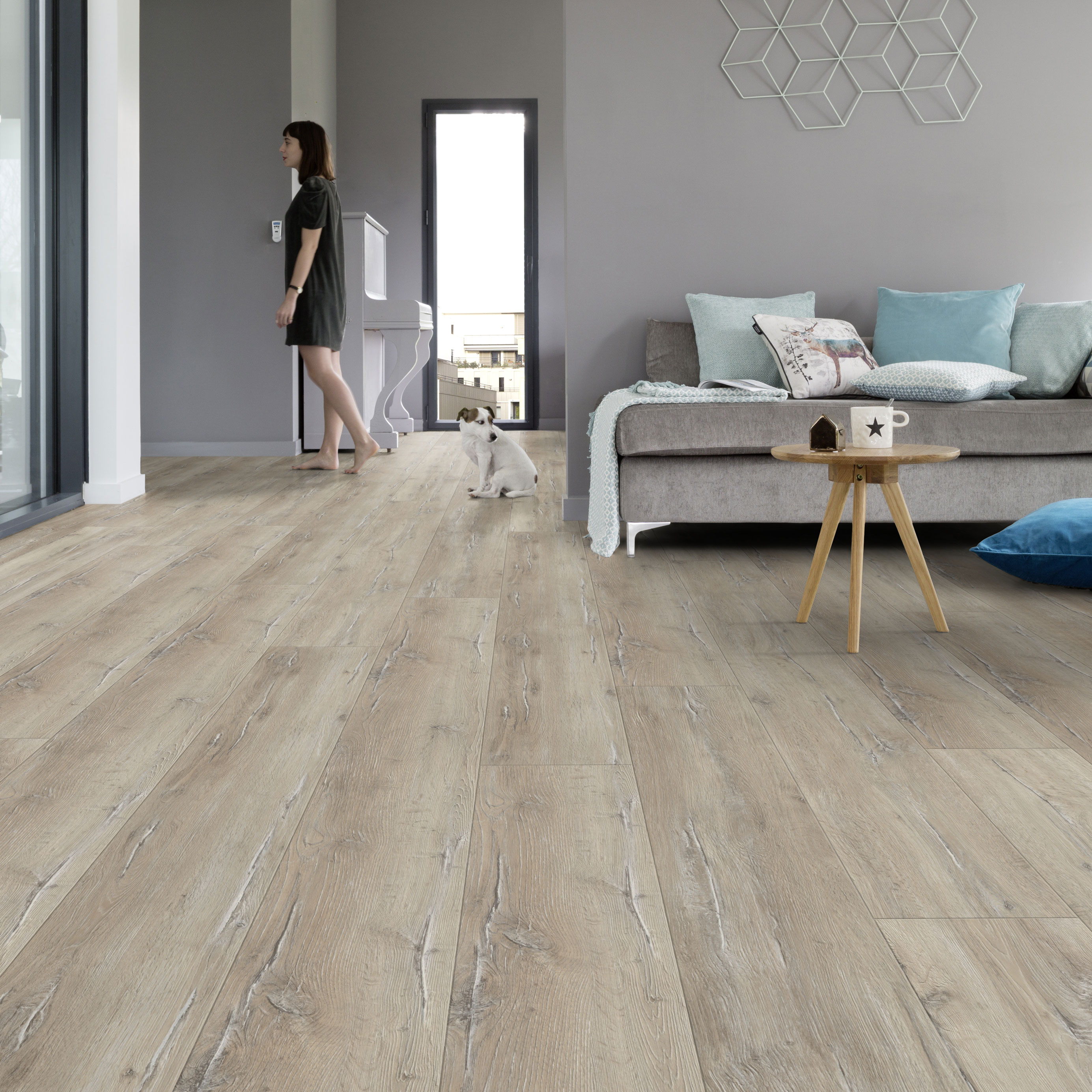 Laminatgolv Gerflor Authentic Xxl Maraba