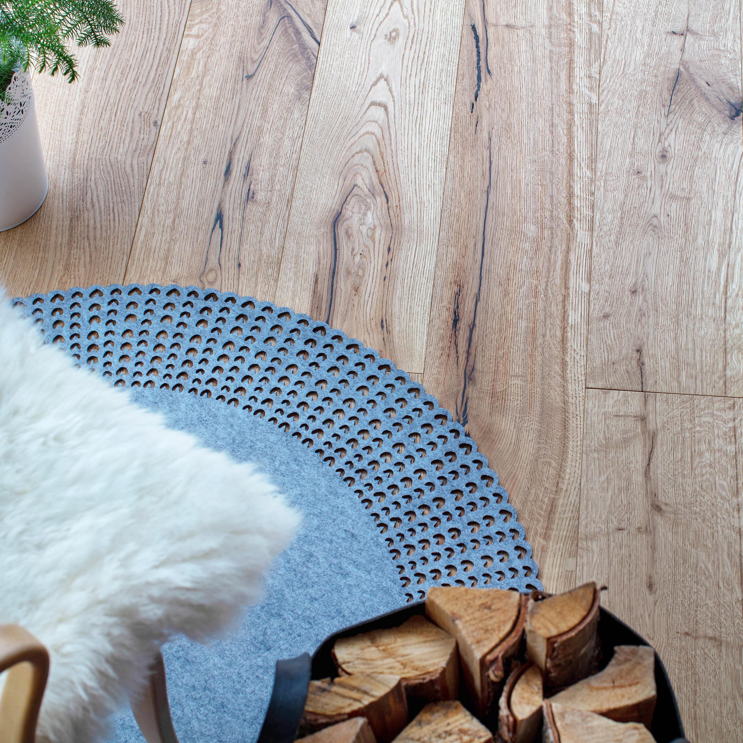 Trägolv Nordic Floor Ek Villa Oljad/Vaxad 1-stav