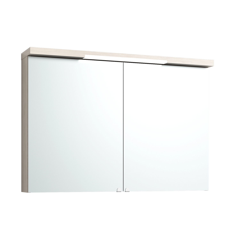 Spegelskåp Svedbergs Topline Blond Ek Dimbar