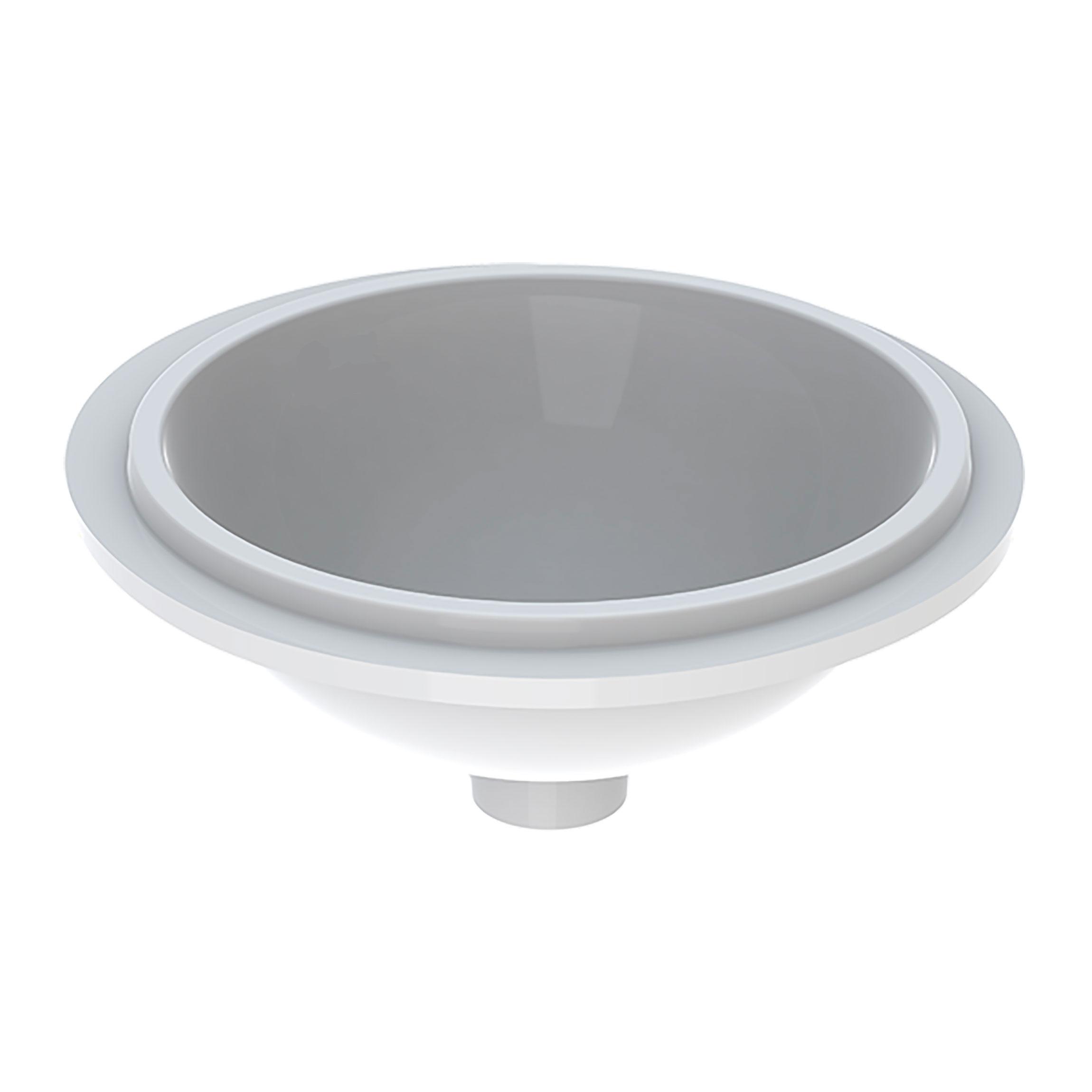 Tvättställ Ifö Variform 330 mm för underlimning Runt