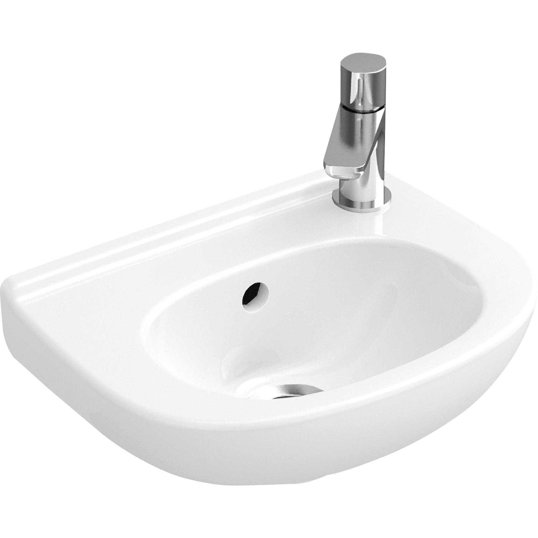 Tvättställ Villeroy & Boch O.novo Kompakt 550 mm