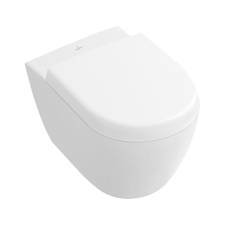 Toalettstol Villeroy & Boch Subway 2.0 Compact Direct Flush Exkl Sits