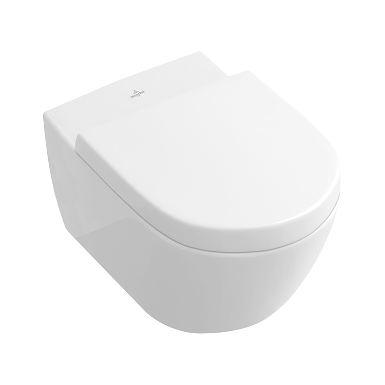 Toalettstol Villeroy & Boch Subway 2.0 Direct Flush Exkl Sits