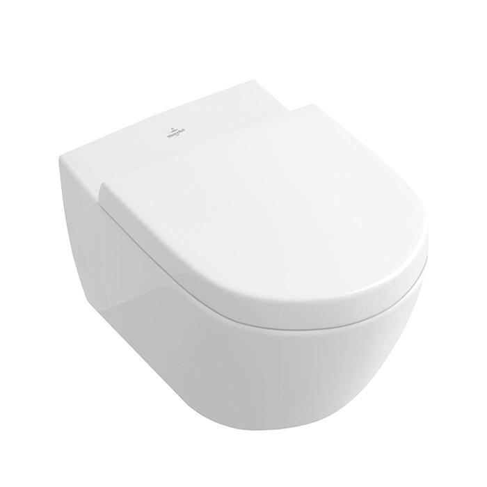Toalettstol Villeroy & Boch Subway 2.0 Direct Flush Exkl Sits