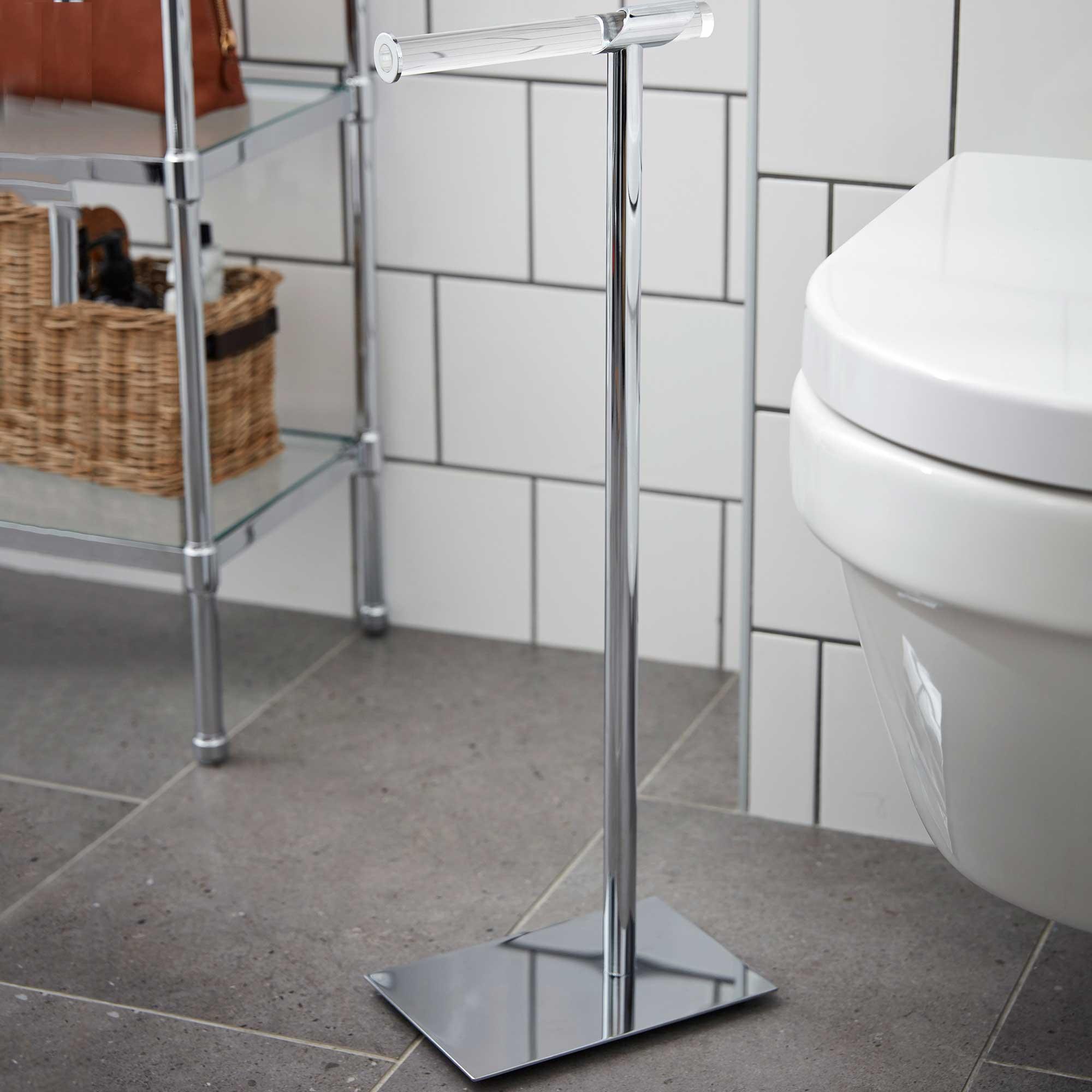 Toalettpappershållare Miller Badrum Classic Fristående