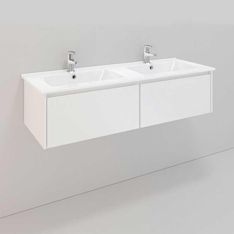 Tvättställsskåp Noro Lifestyle Concept Nedsänkt Tvättställ 120 Låg