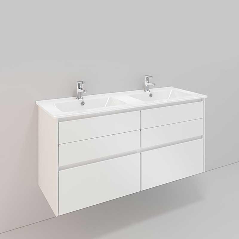 Tvättställsskåp Noro Lifestyle Concept Nedsänkt Tvättställ 120 Hög