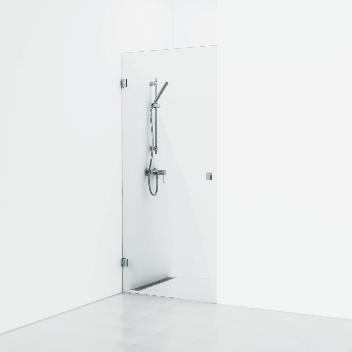 Duschdörr Svedbergs 180° Enkel