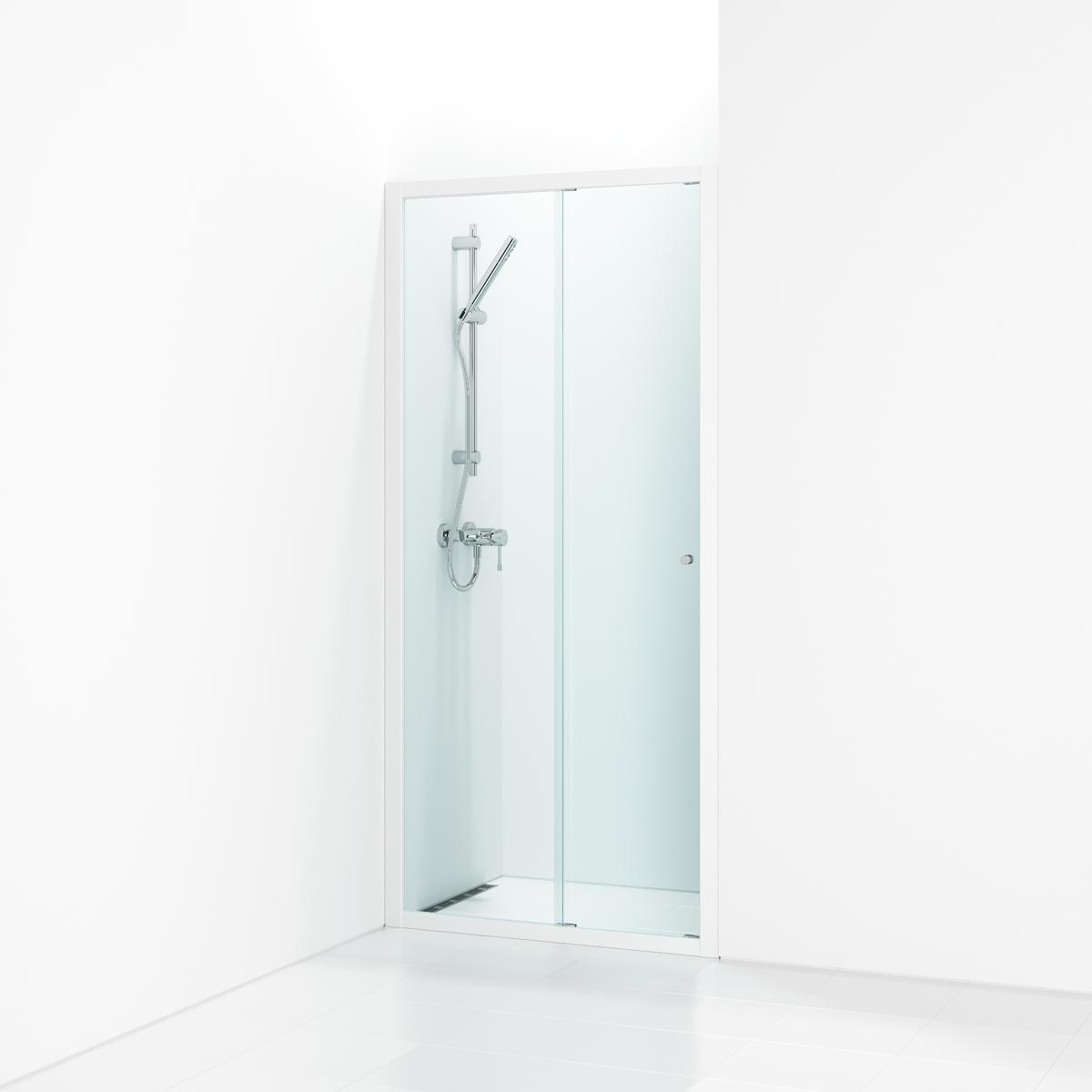 Duschdörr Svedbergs Ritual med 2 Glas