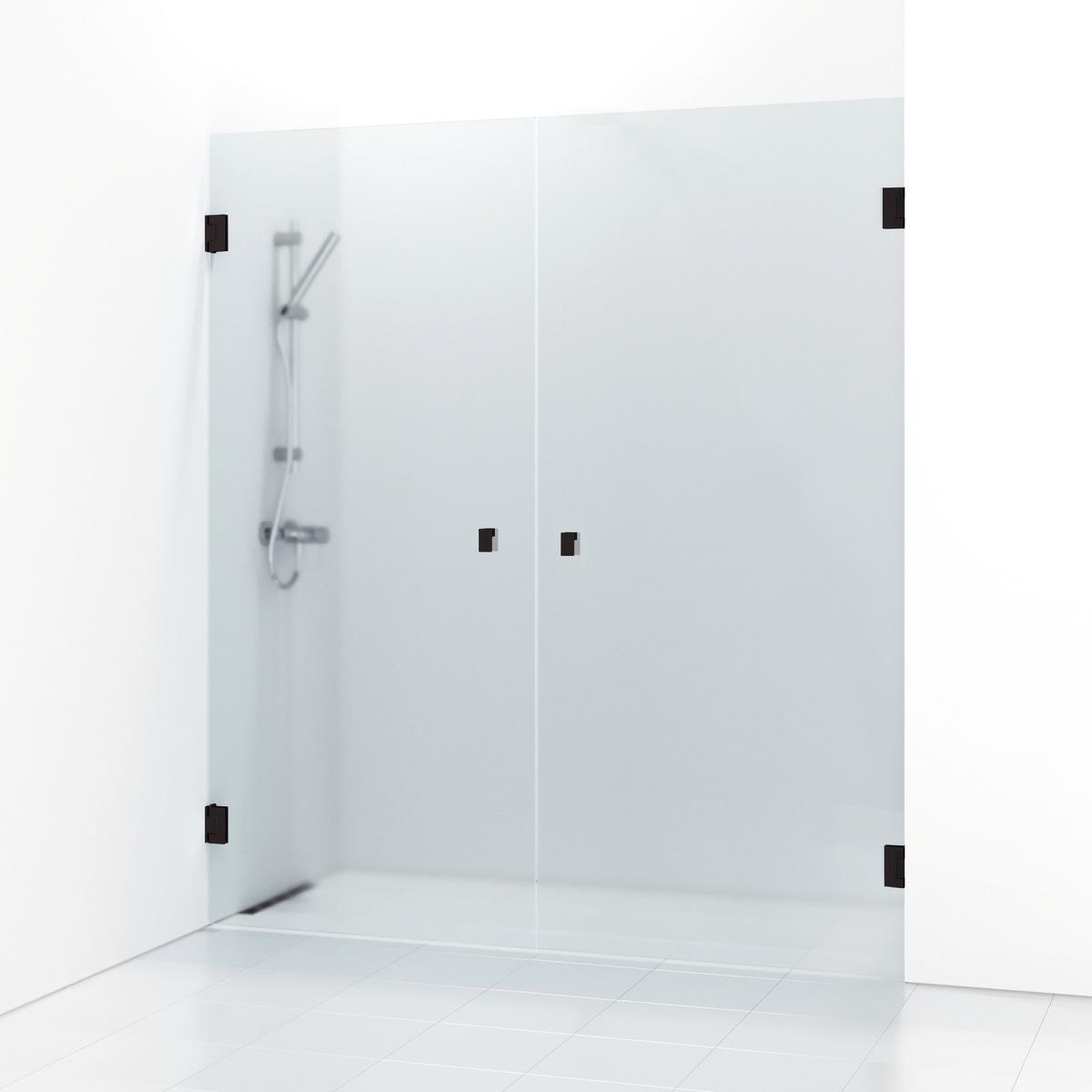 Duschdörr Svedbergs 180° Dubbel