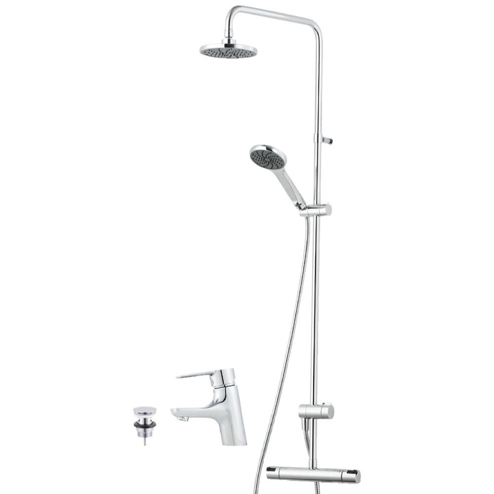 Takduschset Mora Cera Bathroom Concept