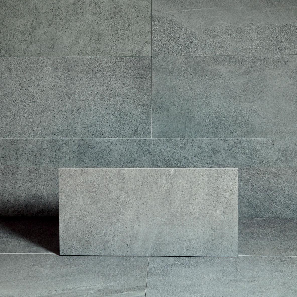 Klinker Brit Stone Dark 30×60 cm Matt