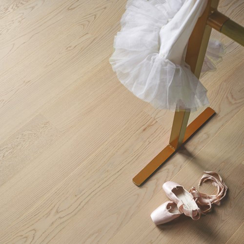Trägolv Tarkett Shade Oak Cream White 1-Stav