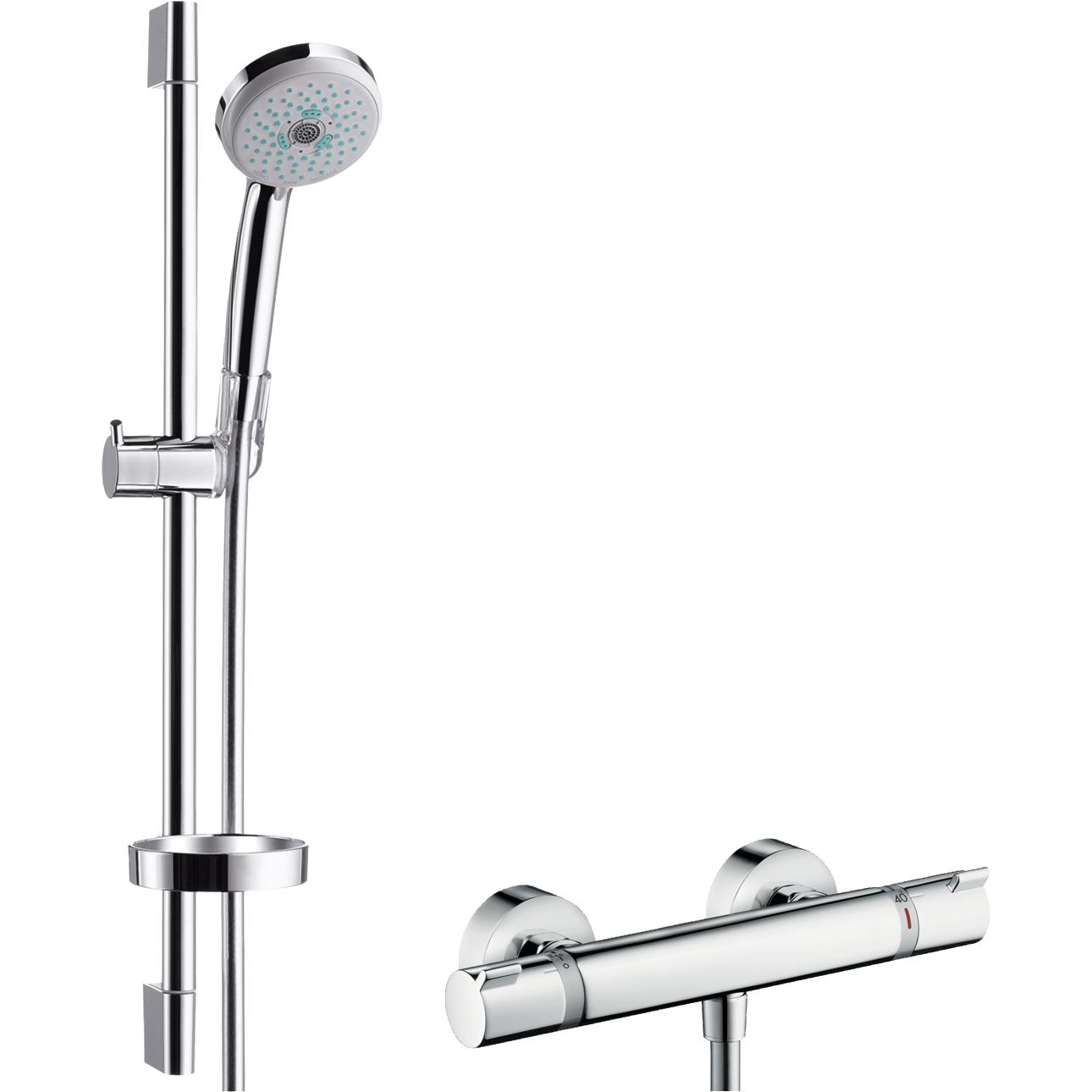 Duschset Hansgrohe Croma 100