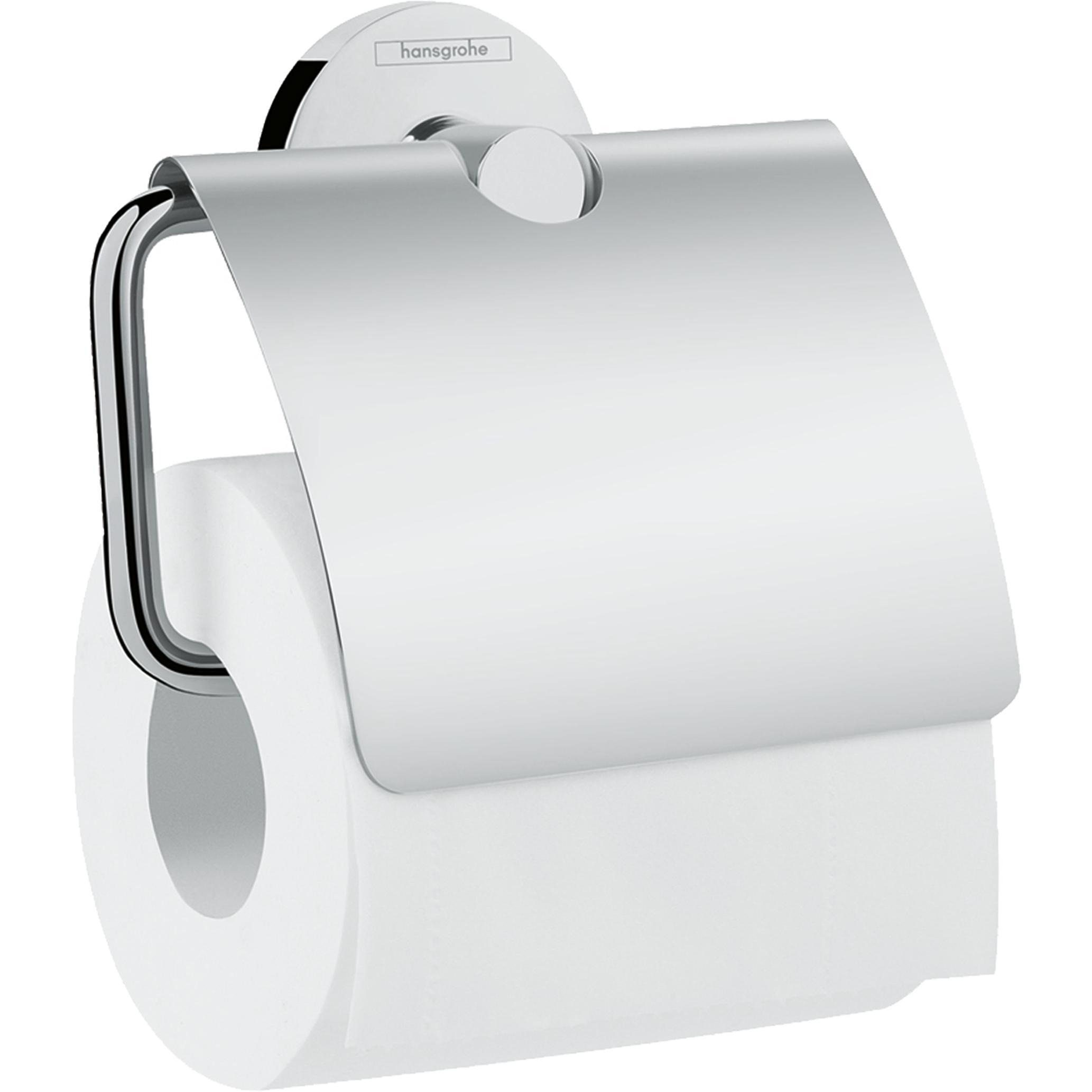 Toalettpappershållare Hansgrohe Logis Krom 138