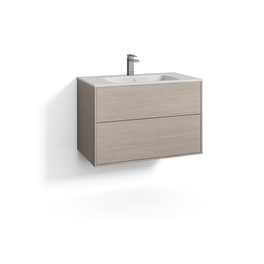 Tvättställsskåp Svedbergs DK 80
