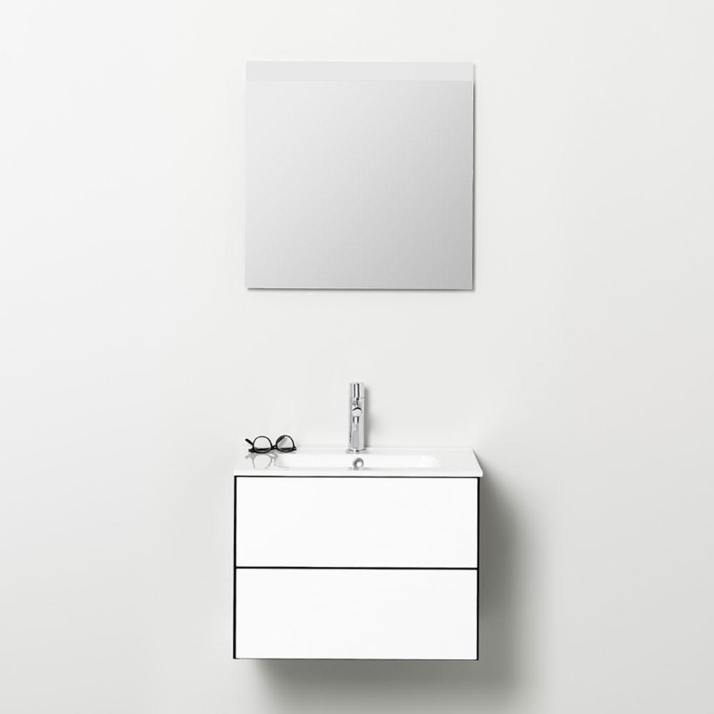 Möbelpaket Westerbergs Afton 600 med Spegel Vit
