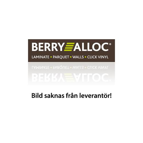 Änd, Topp och Bottenprofil BerryAlloc Vit