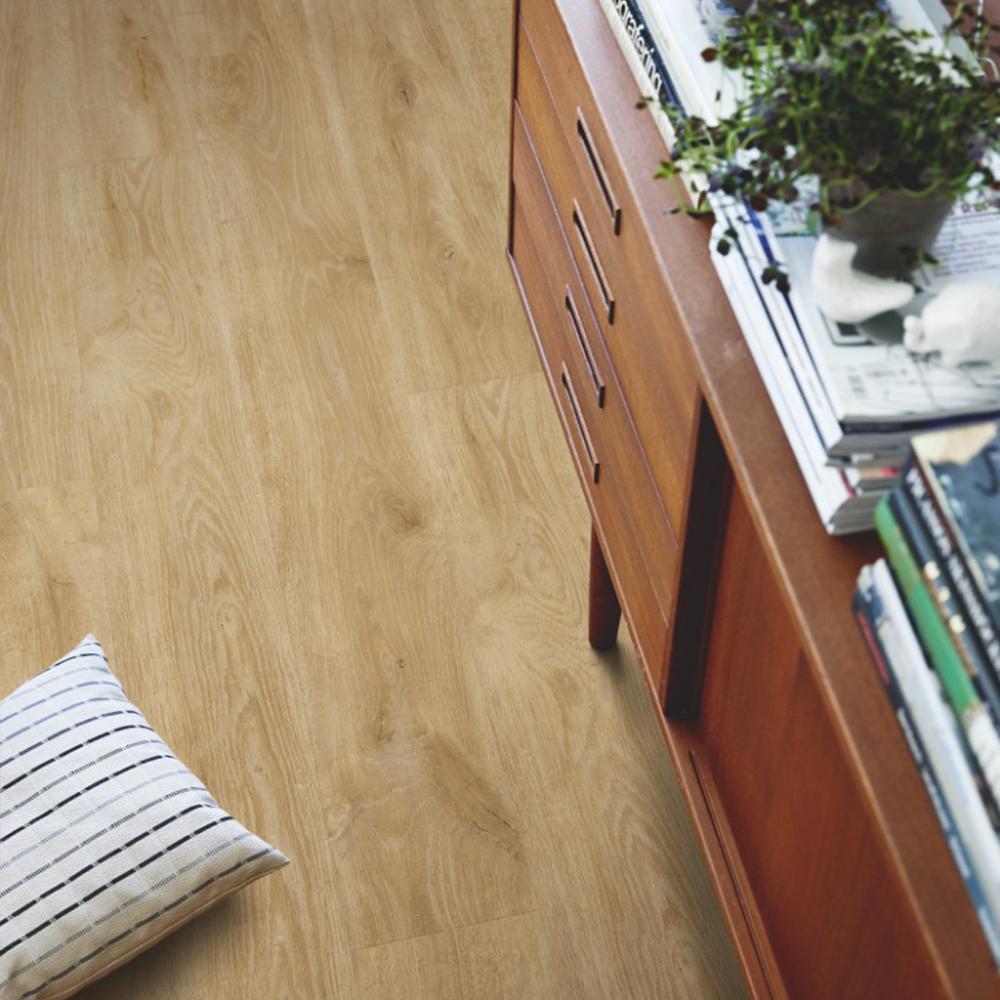 Vinylgolv Pergo Rigid Click Modern Plank Natural Highland Oak