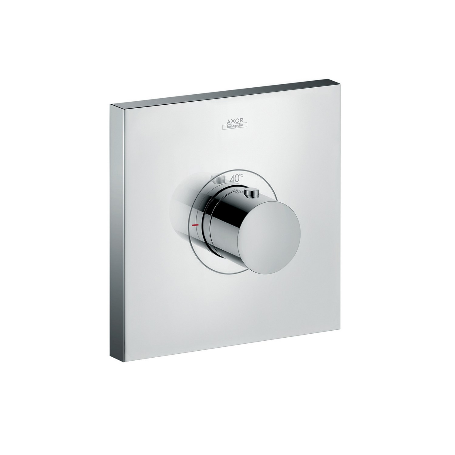 Inbyggnadsblandare Hansgrohe Axor ShowerSelect Square Highflow