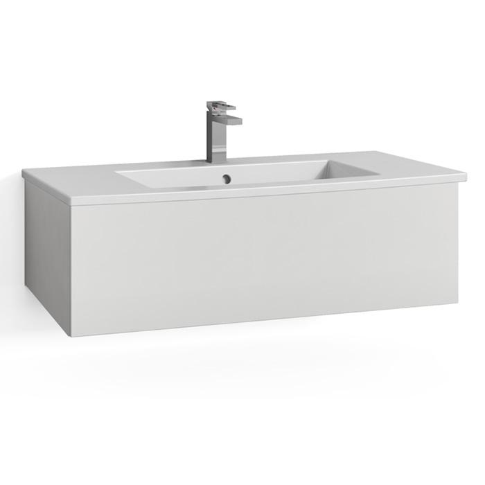 Tvättställsskåp Svedbergs Forma Fri 100