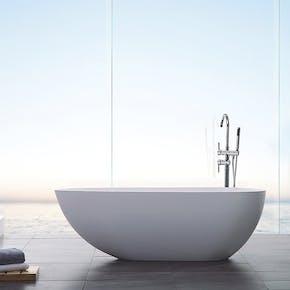 Badekar Bathlife Ideal Design Støpemarmor