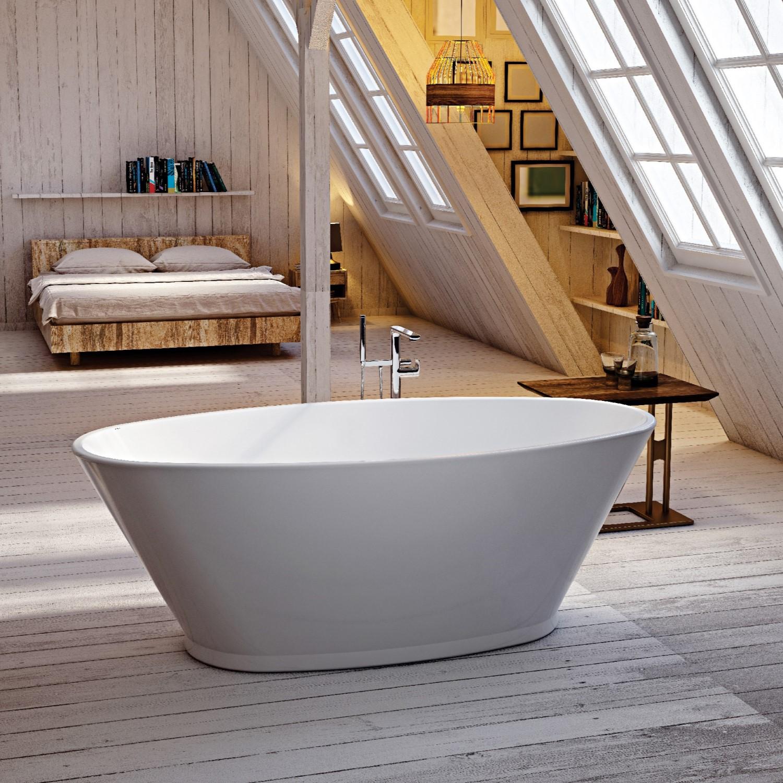 Badkar Bathlife Säker