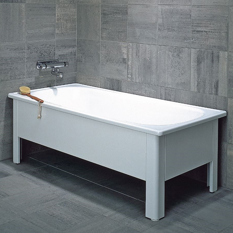 badkar akryl eller emalj