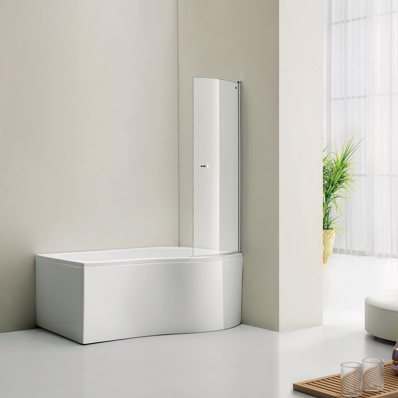 Badkarsvägg Bathlife Ideal Form