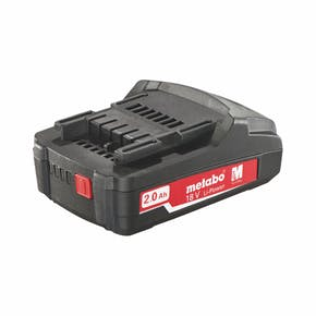 Batteri Metabo 18V/2,0 Ah