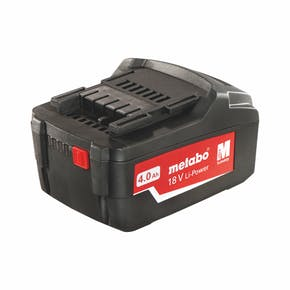 Batteri Metabo 18V/4,0 Ah
