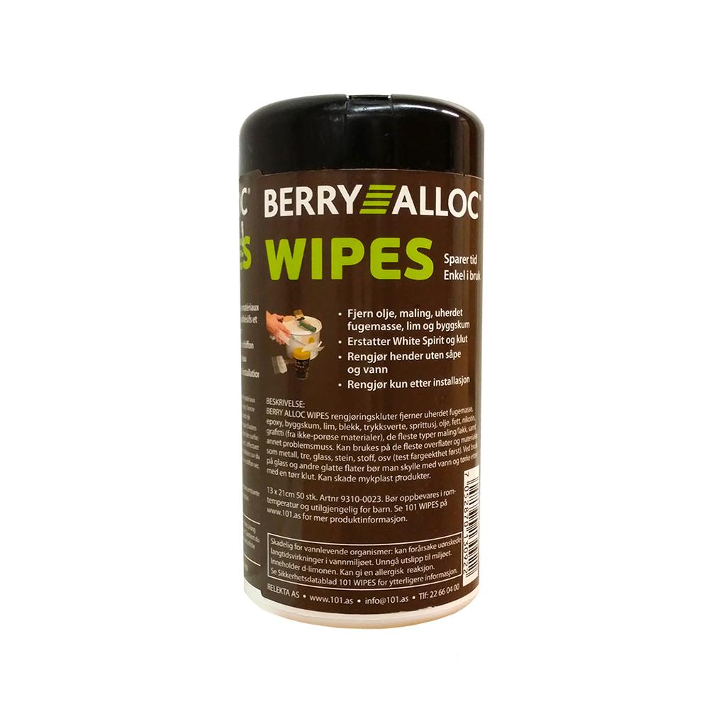 BerryAlloc Wipes