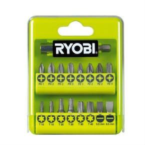 Bitssett Ryobi RAK17SD 17 Deler