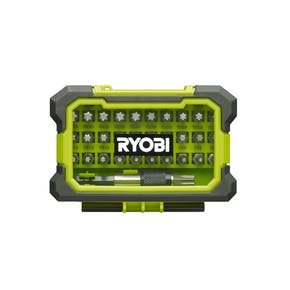 Bitssett Ryobi RAK32TSD 32 deler