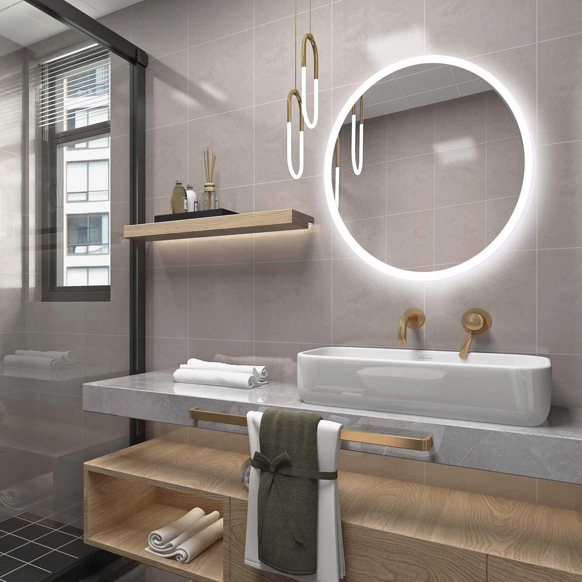 Spegel Bathlife Briljera