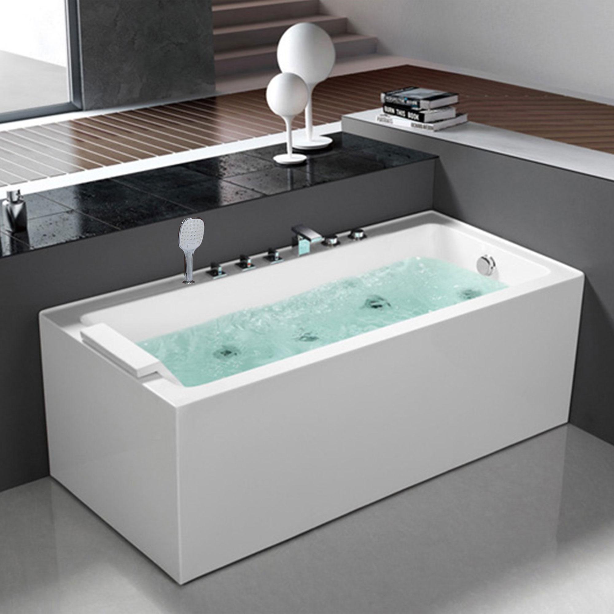 Bubbelbadkar Bathlife Pusta