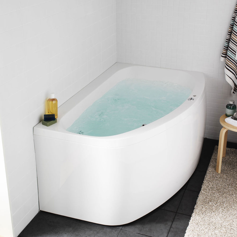 Bubbelbadkar Hafa Aqua 160