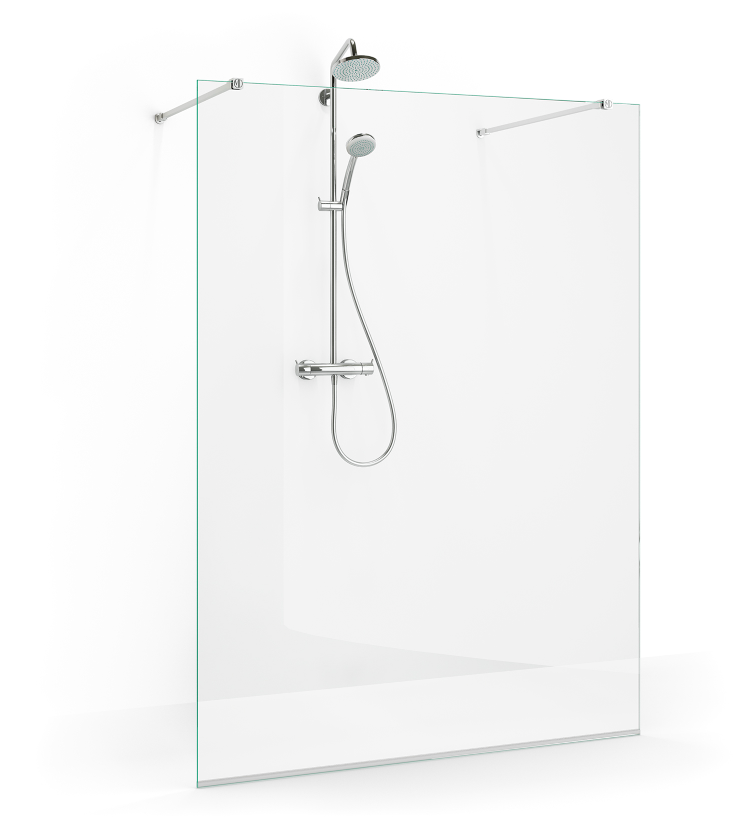 Duschvägg Macro Design Spirit Walk In Shower