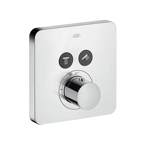 Duschblandare Hansgrohe ShowerSelect Soft Cube hos 36707000 530168ab512cd
