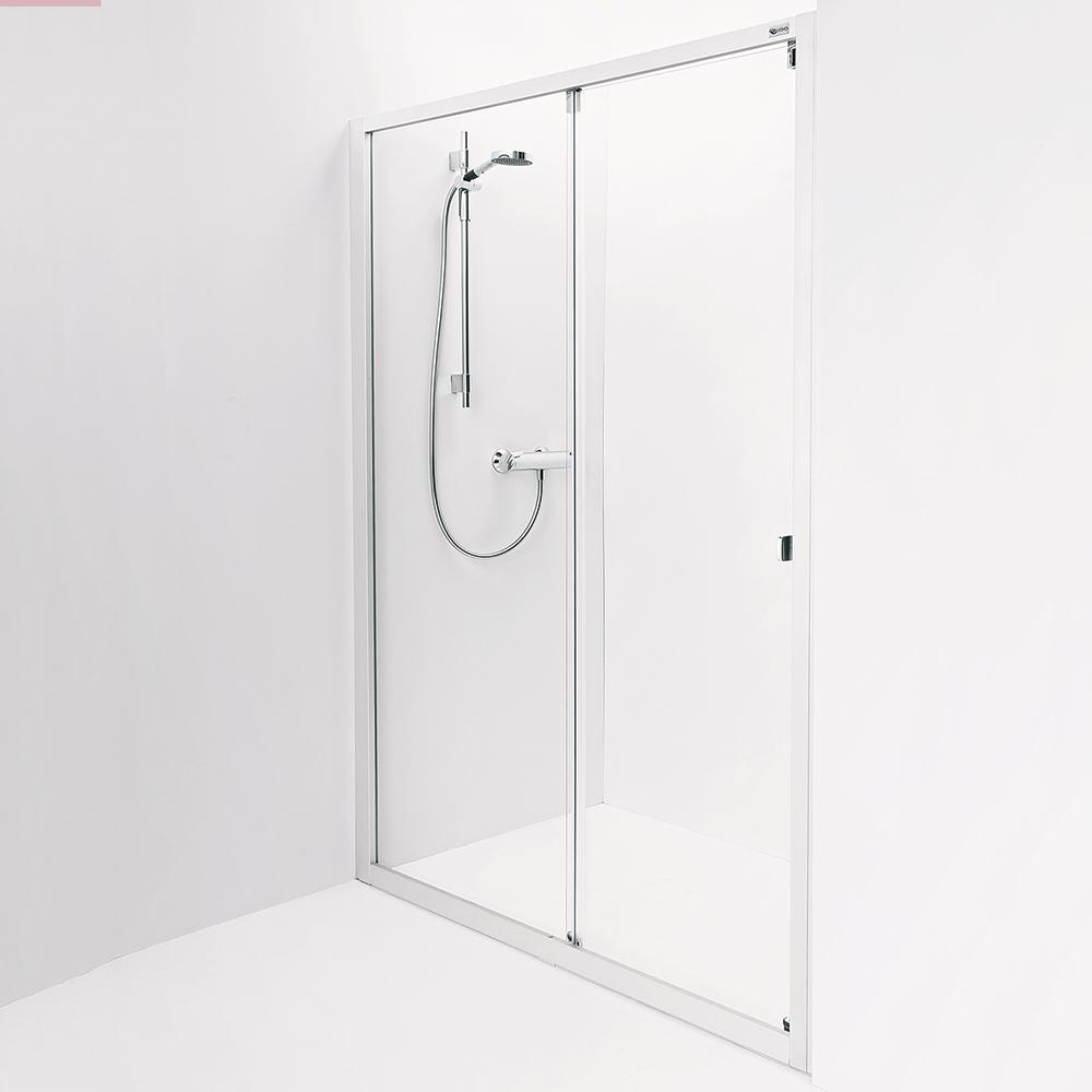 Duschdörr IDO Showerama 8-1 Nischdusch