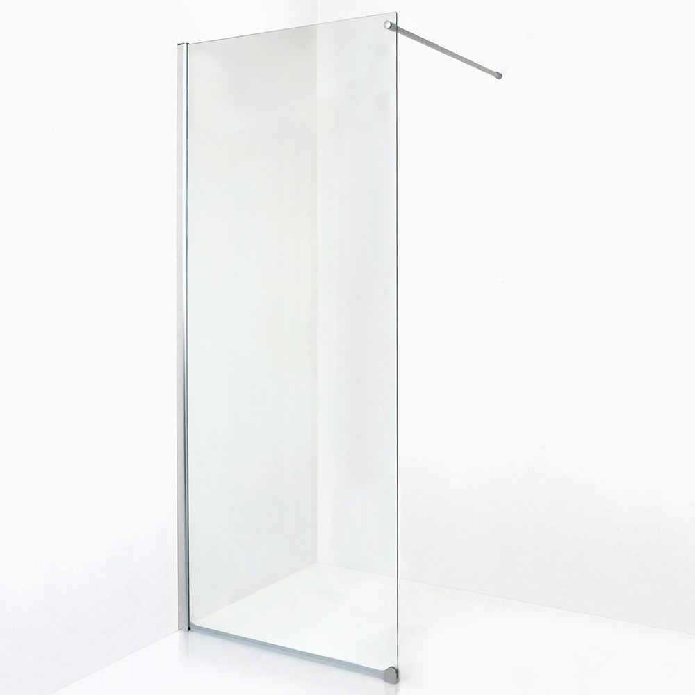 Duschvägg Arredo Filippa Klarglas med ClearShield