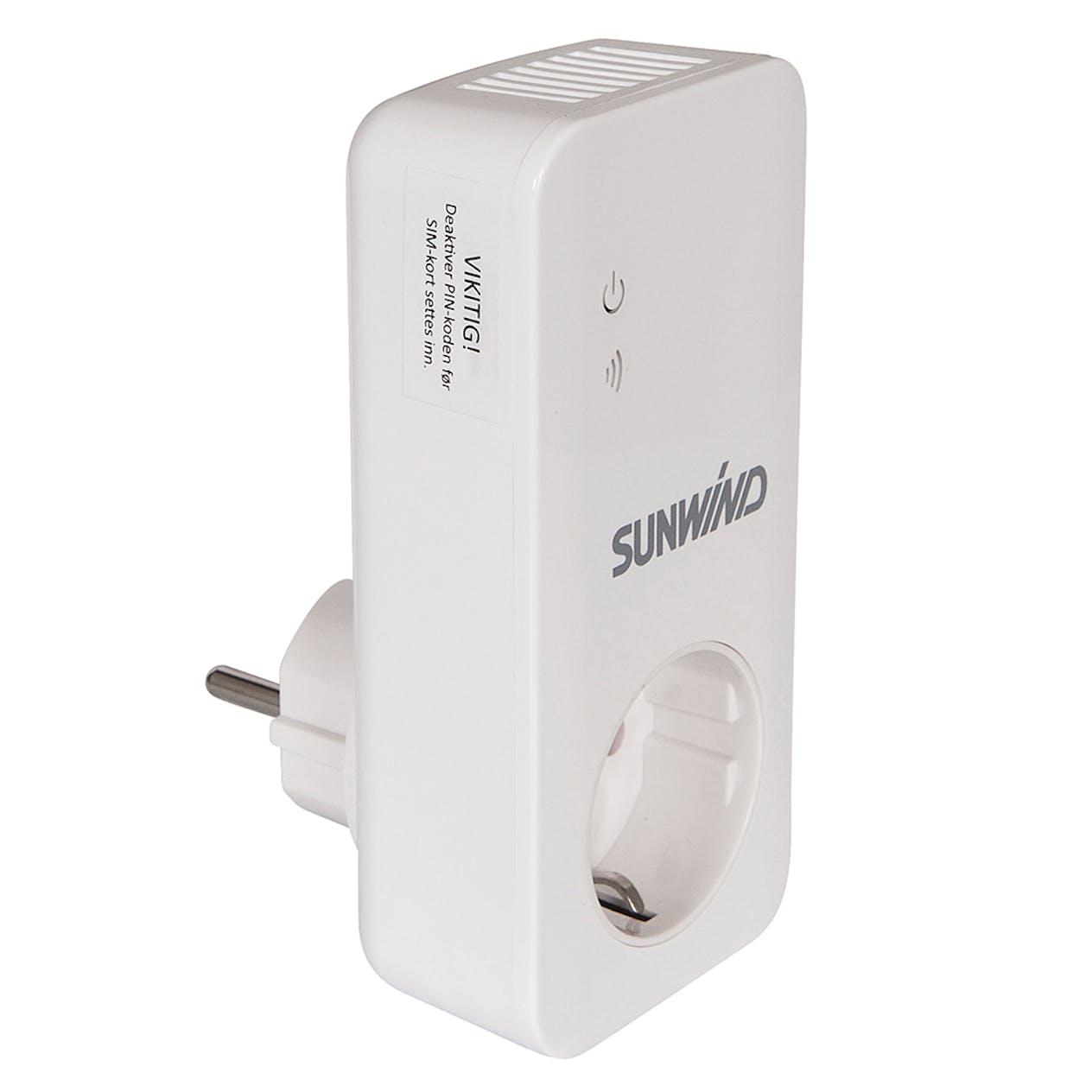 Enormt Fjernstarter Sunwind GSM Sunwind 514500 DY27